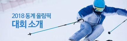 2018 동계 올림픽 대회소개